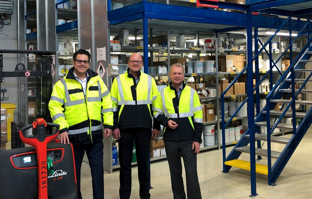 Infraserv Logistics relies on LogoS C/S for Gersthofen Site