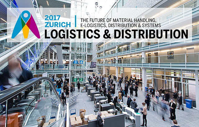 GIGATON exhibitor at the trade fair LOGISTICS & DISTRIBUTION 2017, Messe Zürich